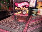 HOT WHEELS RED LINE CLUB Series 7 Real Riders VW Drag Bus GOLD 01214 10000