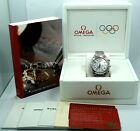 Omega Speedmaster Olympics Edition Chronograph Automatic Date Watch 35162000