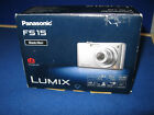 Panasonic LUMIX DMC-FS15 12.1MP Digital Camera - Black