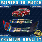 New Painted To Match Front Bumper Cover For 2014-2015 Chevy Malibu 2016 Limited