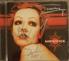 Godsmack,Autographed & Guitar pick, [PA]  (CD, Aug-1998, Universal Distribution)