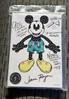 Mickey Mouse Memories January December Limited Edition Card Set