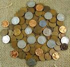 Starter Collection MIX Lot of 90 Plus OLD US Coins w Some At 90 Silver 3420