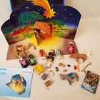 PLAYMOBIL CHRISTMAS NATIVITY SET 5719 In Box with Wise Men and Book