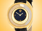 Versace Destiny Spirit Yellow Gold-tone Stainless Steel Ladies Watch