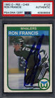 Ron Francis Cards, Rookie Card and Autographed Memorabilia Guide 26