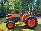 Kubota L4240 4WD compact tractor