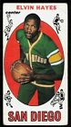 Elvin Hayes Rookie Cards Guide and Checklist  16
