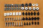 Fairing Bodywork Kit Bolts Screws Fit Ducati