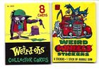 1980 Topps Weird Wheels Trading Cards 11