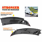 Upgraded For 04 08 Ford F150 Left Right Windshield Window Wiper Cowl Cover Panel
