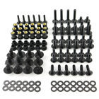 Motorcycle Steel Full Fairing Bolts Kit Bodywork Screw Kit Nuts Fit For Kawa