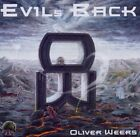Oliver Weers ~ Evil's Back NEW SEALED CD ALBUM *** METAL HEAVEN 2011 RELEASE ***