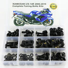 Complete Fairing Bolts Kit For Kawasaki GTR1400 Concours 14 Ninja ZX-14 ZZR1400