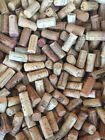 Natural Used Wine Corks Lot Of 100 250 500 1000 Recycled Upcycled Craft
