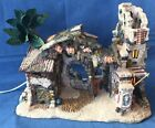 Bethlehem Nativity Christmas Village Piece Sams Members Mark Building Stable