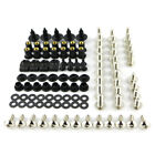 Screws Fairing Bolts Kit For Honda CBR125R 150R 250RR 300R 400R CBR500R CBR650F