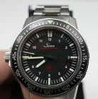 Sinn EZM3 603 in EXCELLENT Condition, Accurate +3sec/week no box no papers BEAUT