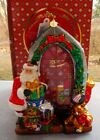 Christopher Radko Ornament Jolly Inside and Out #1019070 Santa w Sleigh New
