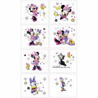 16 Minnie Mouse Clubhouse Tattoos  4 sheets Party Favors Daisy Pluto
