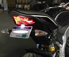 APRILIA TUONO RS4 125 FENDER ELIMINATOR  TAIL TIDY P/L BLACK