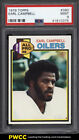 1979 Topps Football Earl Campbell ROOKIE RC ALL-PRO #390 PSA 9 MINT (PWCC)