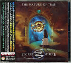 SECRET SPHERE-THE NATURE OF TIME-JAPAN CD BONUS TRACK F83