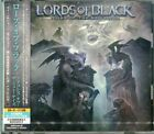 LORDS OF BLACK-ICONS OF THE NEW DAYS-JAPAN 2 CD BONUS TRACK Ltd/Ed G88