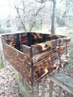 Rustic Wood Crates New Hand Crafted perfect for anywhere in your home.