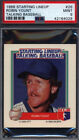 1988 Starting Lineup Baseball #26 Robin Yount Brewers PSA 9 pop 9 *690175