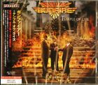 BONFIRE-TEMPLE OF LIES-JAPAN CD F83
