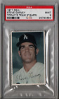 1971 Dell Today's Team Stamps Steve Garvey Rookie PSA 9 T36