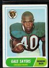 Gale Sayers Cards, Rookie Card and Autographed Memorabilia Guide 6