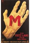 16mm M 1931 Fritz Lang b w Feature Film