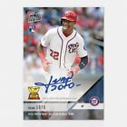 2018 Topps NOW MLB All-Star Rookie Team AUTO JUAN SOTO RC 99