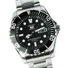 Seiko 5 Sports Men's Automatic 23 Jewels Watch - Silver