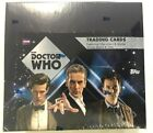 2015 TOPPS DOCTOR WHO RETAIL BOX ( 16 PACKS )