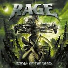 Rage - Speak of the Dead CD 2006 power symphonic metal Nuclear Blast