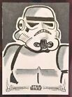 2018 Topps Star Wars A New Hope Black and White Trading Cards 16