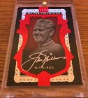 2016 ALL TIME GREAT MASTER COLLECTION RED JACK NICKLAUS AUTO GOLF CARD PGA 11 20