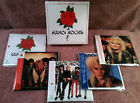 HANOI ROCKS JAPAN OBI MINI LP CD DISK UNION BOX SET 2006 VICP-63371/5 24 BIT RM