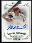 2012 Topps Museum Collection Archival Autographs MT Mark Trumbo Auto 7 399