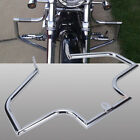 Motorcycle Crash Bars Highway Engine Guard For Harley Softail Fat Boy 2000-2017
