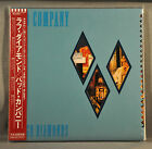 BAD COMPANY Rough Diamonds JAPAN Orig. 2007 Mini LP CD WPCR-12547 Die Cut Cover