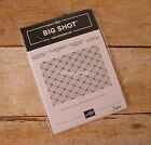 NEW Stampin Up Tufted Dynamic Textured Impressions Embossing Folder
