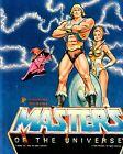 1984 Topps Masters of the Universe Trading Cards 6