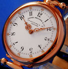 AWESOME PATEK PHILIPPE & CO GENEVA SOLID 14K CHRONOMETER + CERTIFICATE  - 1894