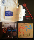 Q's Jook Joint Quincy Jones promo CD 1995 Qwest w/ promo cards stirrer matches