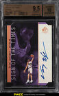 1998 SP Authentic Sign Of Times Bronze Die-Cut Tracy McGrady AUTO BGS 9.5 (PWCC)
