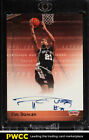 2000 Topps Certified Autograph Issue Tim Duncan AUTO #TA-TD (PWCC)